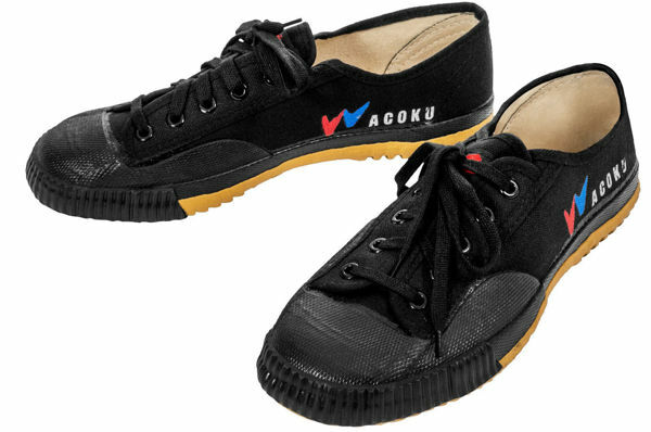 Picture of Wushu Shoes Black
