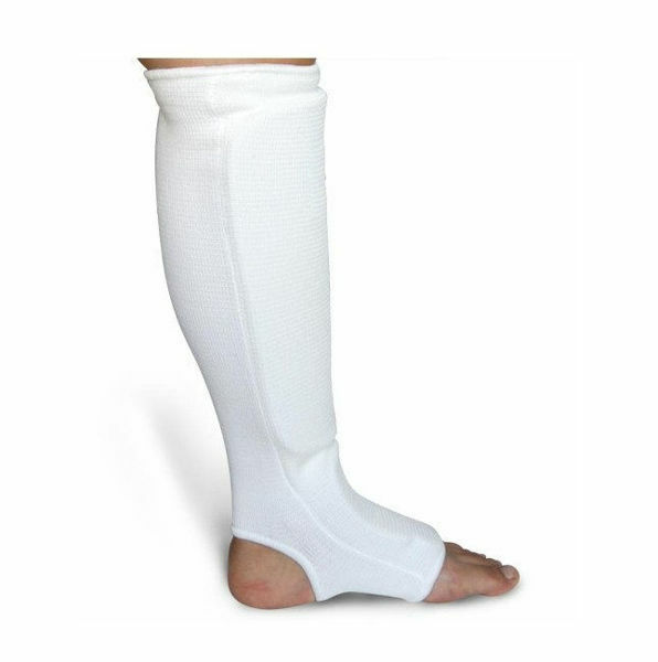 Picture of Shin Insteps White