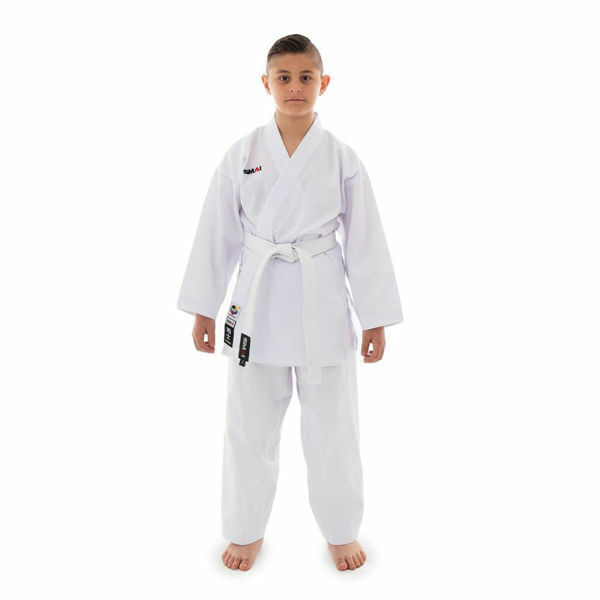 Picture of Karate Uniform Ribbed 8oz