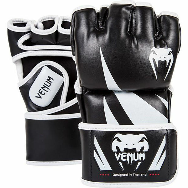 Picture of MMA Gloves Challenger Black/White