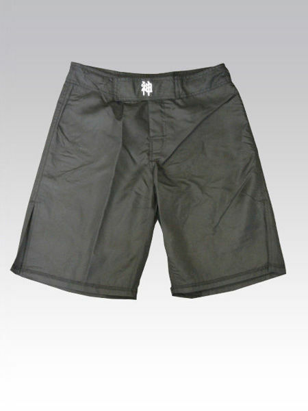 Picture of MMA Shorts Black