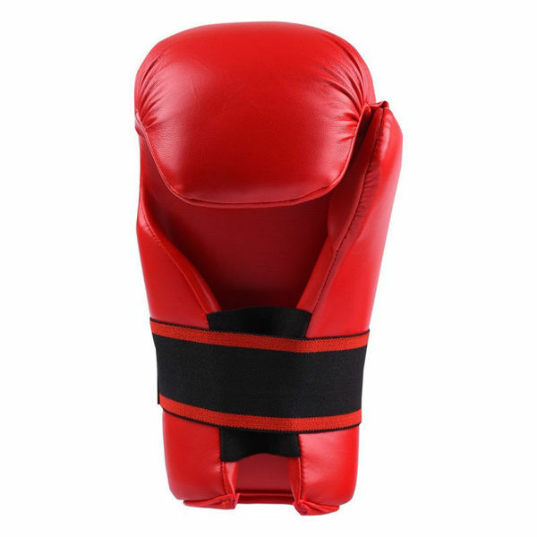 Picture of Semi Contact Gloves Red