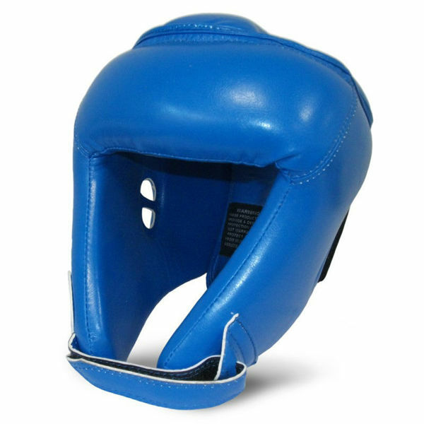 Picture of Head Guard Open Blue